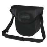 Ortlieb Ultimate Six Compact Free Handlebar Bag - 2.7L - Black