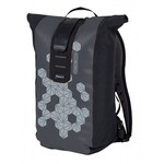 Ortlieb Velocity Design Backpack - 17L - Prism - Grey-Dark Blue