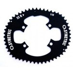 OSymetric Chainring 110-52 DURA-ACE FC-9000 Black