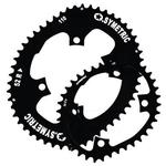 OSymetric Chainring 110-44 DURA-ACE FC-9000 Black