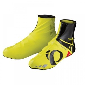 Pearl Izumi Pro Barrier WXB Overshoes - Black/Yellow