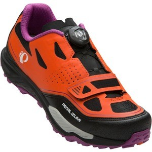 Pearl Izumi X-Alps Launch II MTB Shoes - Orange/Purple