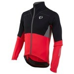 Pearl Izumi Pro Pursuit Softshell Winter vest - Black/Red