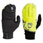 Pearl Izumi Shine Winter Glove - Black/Yellow