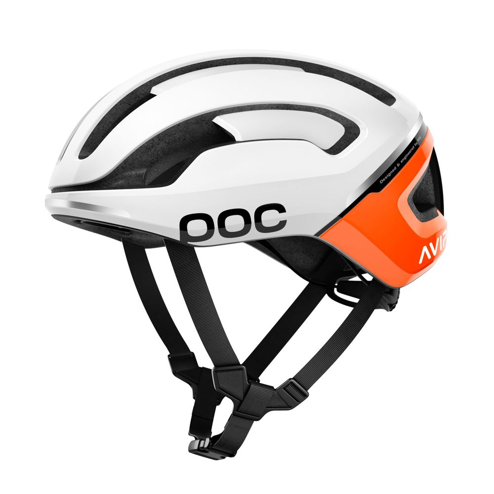 POC Omne AIR SPIN Helmet - Zink Orange AVIP