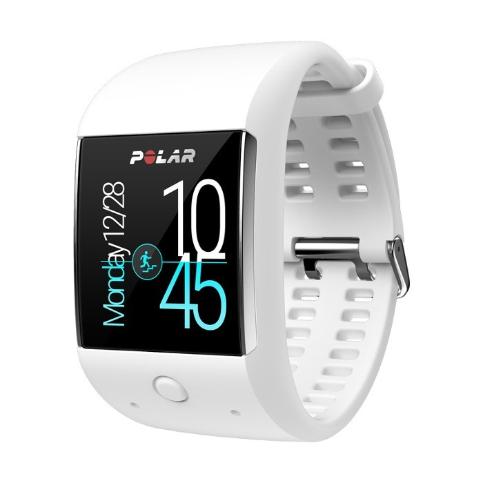 Polar M600 Heart Rate Monitor - White