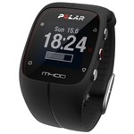 Polar M400 HR Heart Rate Monitor - Black