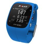 Polar M400 GPS Watch - Blue