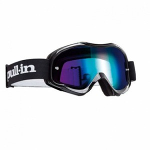 Pull-In Race Uni Goggle - Black