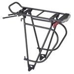 Rear Carrier Racktime Tourit Shine 26'/28' (Black)