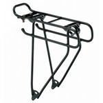 Rear Carrier Racktime Addit 26' / 28' (Black)