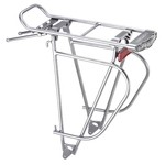 Rear Carrier Racktime Tourit Shine 26'/28' (Silver)