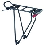Rear Carrier Racktime Standit Shine 28' (Black)