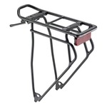 Rear Carrier Racktime I-Valo Tour 26'/28'  (Black)