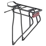 Rear Carrier Racktime I-Valo Tour Deluxe 26'/28'  (Black)