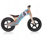 Rebel Kidz 12 Wood Le Mans - Blue/Orange