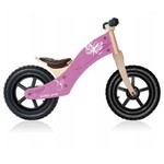 Rebel Kidz 12 Wood - Butterfly Pink