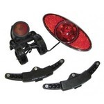 Relight SL620 Rear Light for Luggage Rack Mounting