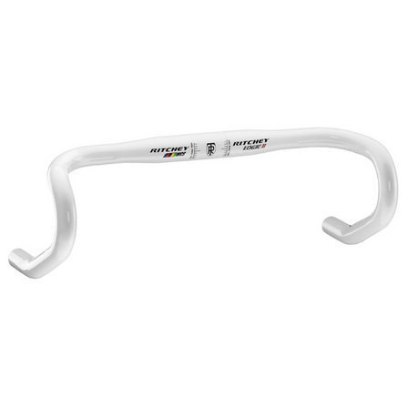 Road Bars :: Ritchey WCS Logic II Blanc brillant