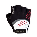 Roeckl Badiola Gloves Black/White