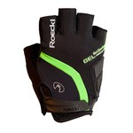 Roeckl Ionadi Gloves Black/Lime
