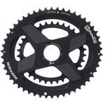 Rotor Q-Ring Direct Mount Double Chainrings for Aldhu/Vegast/INpower/2INpower Cranksets
