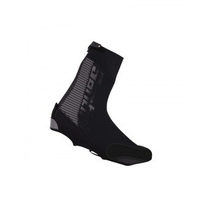 Santini Neo Optic SP577NEOOPTIC Overshoes - Black