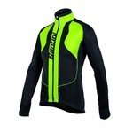 Santini Rebel FW50775REBEL Winter Jacket - Black/Fluo