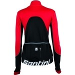 Santini Mearsey FW216075MEAR Winter Jersey - Red