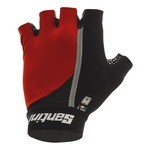 Santini Mania Gloves - Red