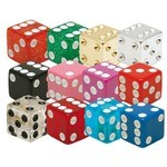 SB3 Dice Caps - Pair