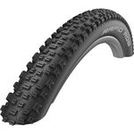"Schwalbe Rapid Rob HS425 26"" Tyre - 57-559 (26x2.25) - Black-White"