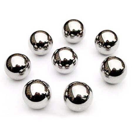 Hubs parts :: Steel Ball for bearing Shimano 1/4  (6.35mm) - x 18