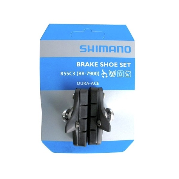 Brake pads Cartridge Shimano Dura-ace 7900(x2) Black