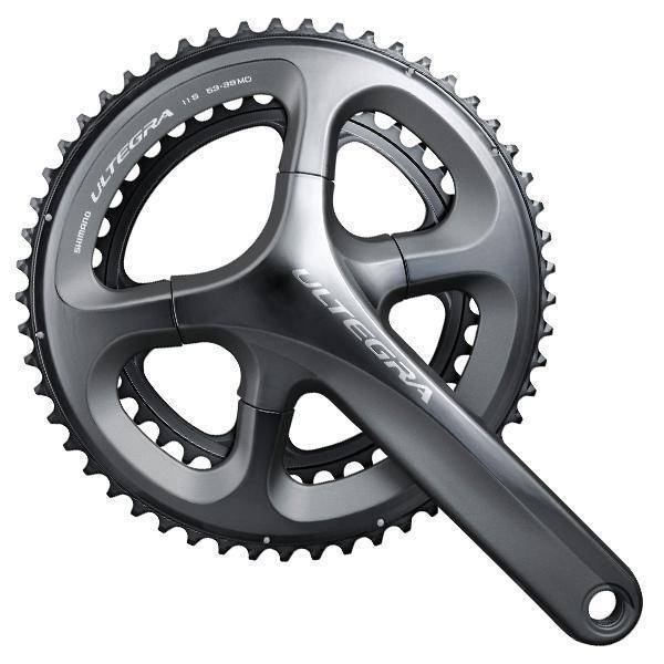Chainring Shimano Ultegra FC-6800 - Outside
