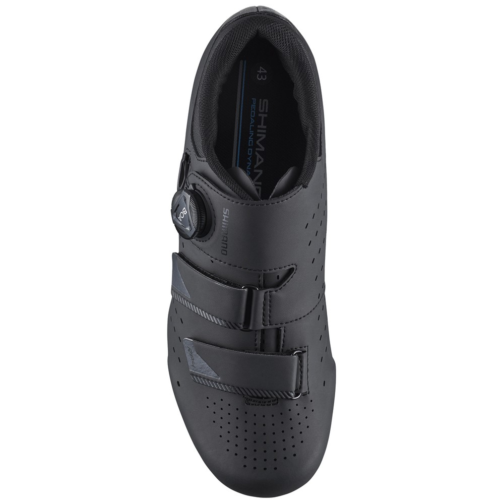 Shimano RP400 Road Shoes - Black