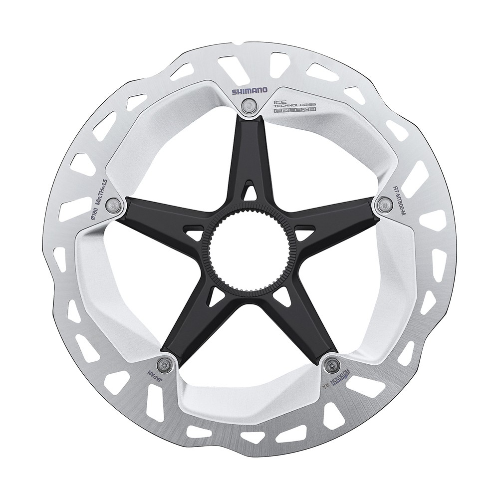 Shimano RT-MT800 Ice-Tech Freeza Brake Disc - 180 mm - Centerlock