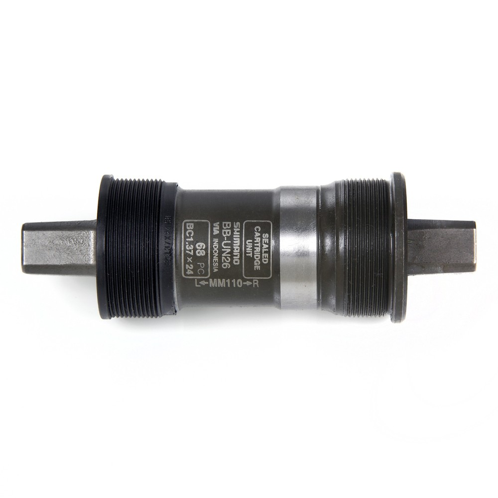 Shimano Alivio BB-UN26 Bottom Bracket - Square