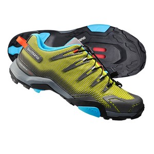 Shimano SH-MT44 Trekking Shoes - Green Lime