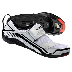 Shimano SH-TR32 Triathlon Shoes - White