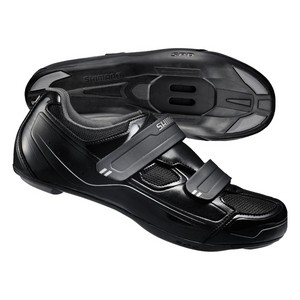 Shimano SH-RT33 Road Touring Shoes - Black