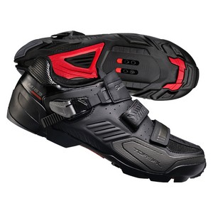 Shimano SH-M163 Trail MTB Shoes - Black