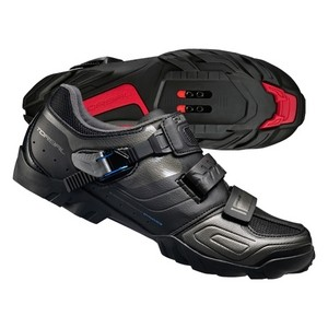 Shimano SH-M089 Large MTB Shoes - Black