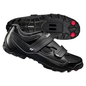 Shimano M065 All-mountain MTB Shoes - Black