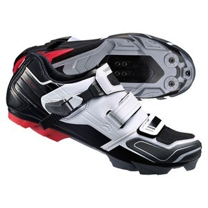 Shimano XC51 MTB Shoes - White/Black