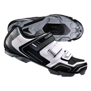 Shimano XC31 Cross-country MTB Shoes - White/Black