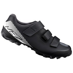 Shimano ME200 MTB Shoes - Black/White