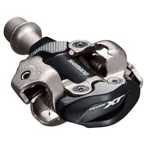 DEORE XT PD-M8100 MTB XC SPD Bicycle Pedal with SH51 Pedal Set FOR Shimano