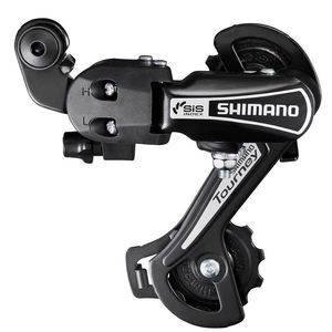 Shimano Tourney Rd Ty21 Rear Derailleur Long Cage 6 Speeds Xxcycle En