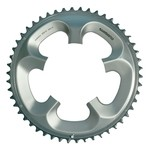 Shimano Ultegra FC-6750 Chainring Grey Silver - Outside